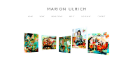 Homepage Marion Ulrich